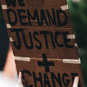 demand justice square