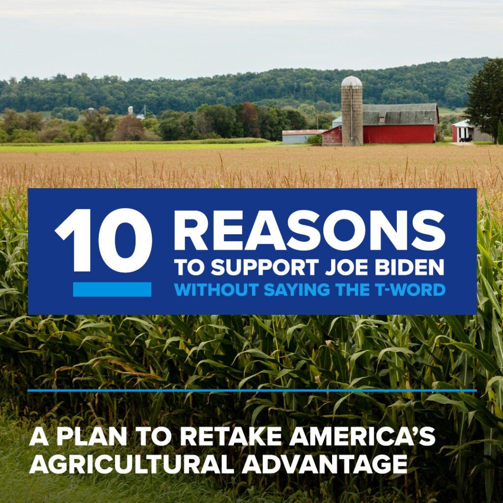 10 reasons farms