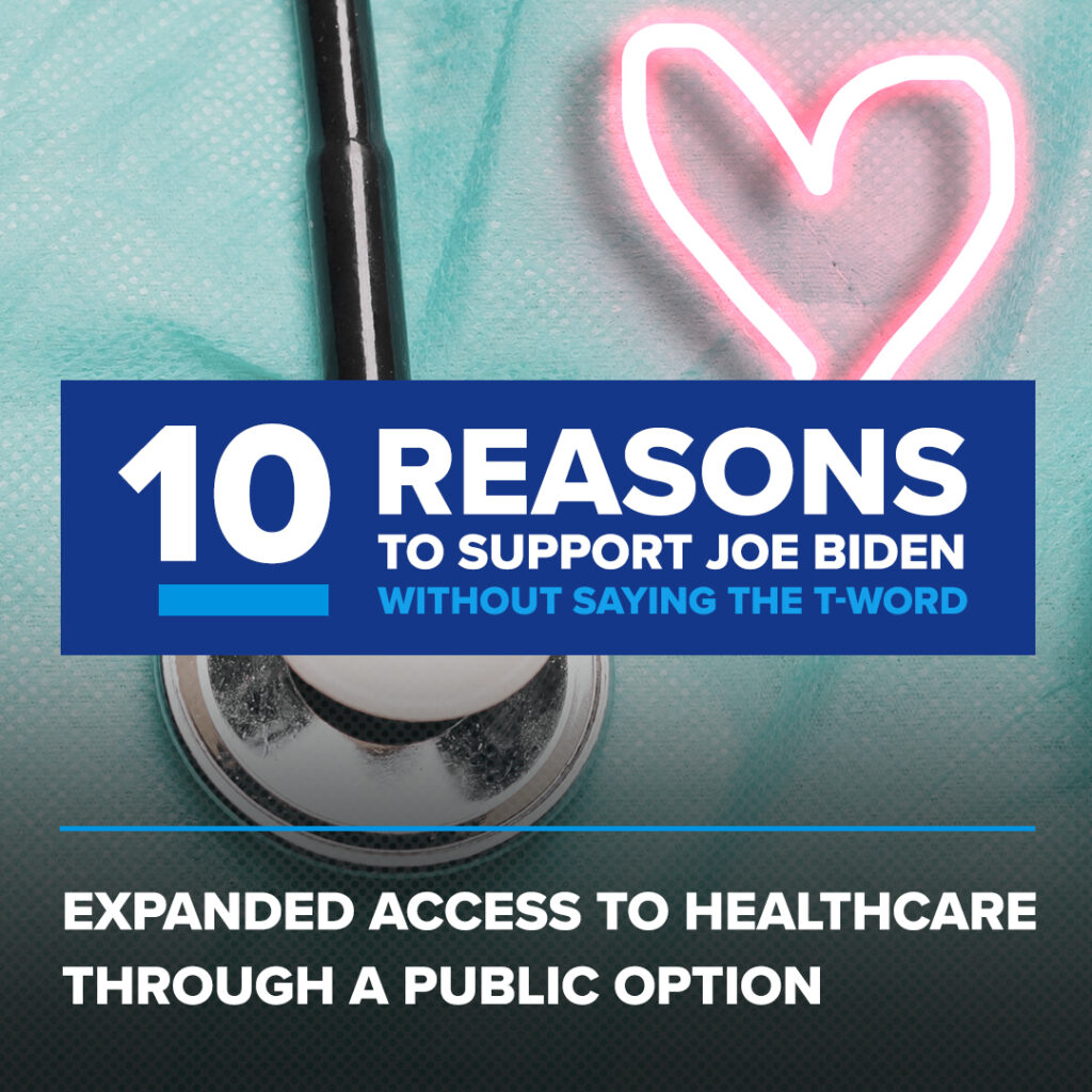 10 reasons healthcare