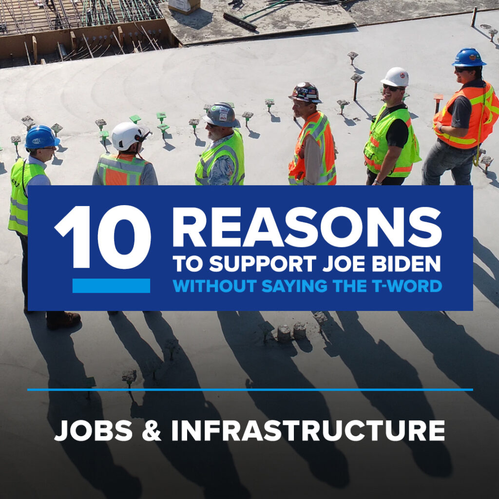 10 reasons infrastructure