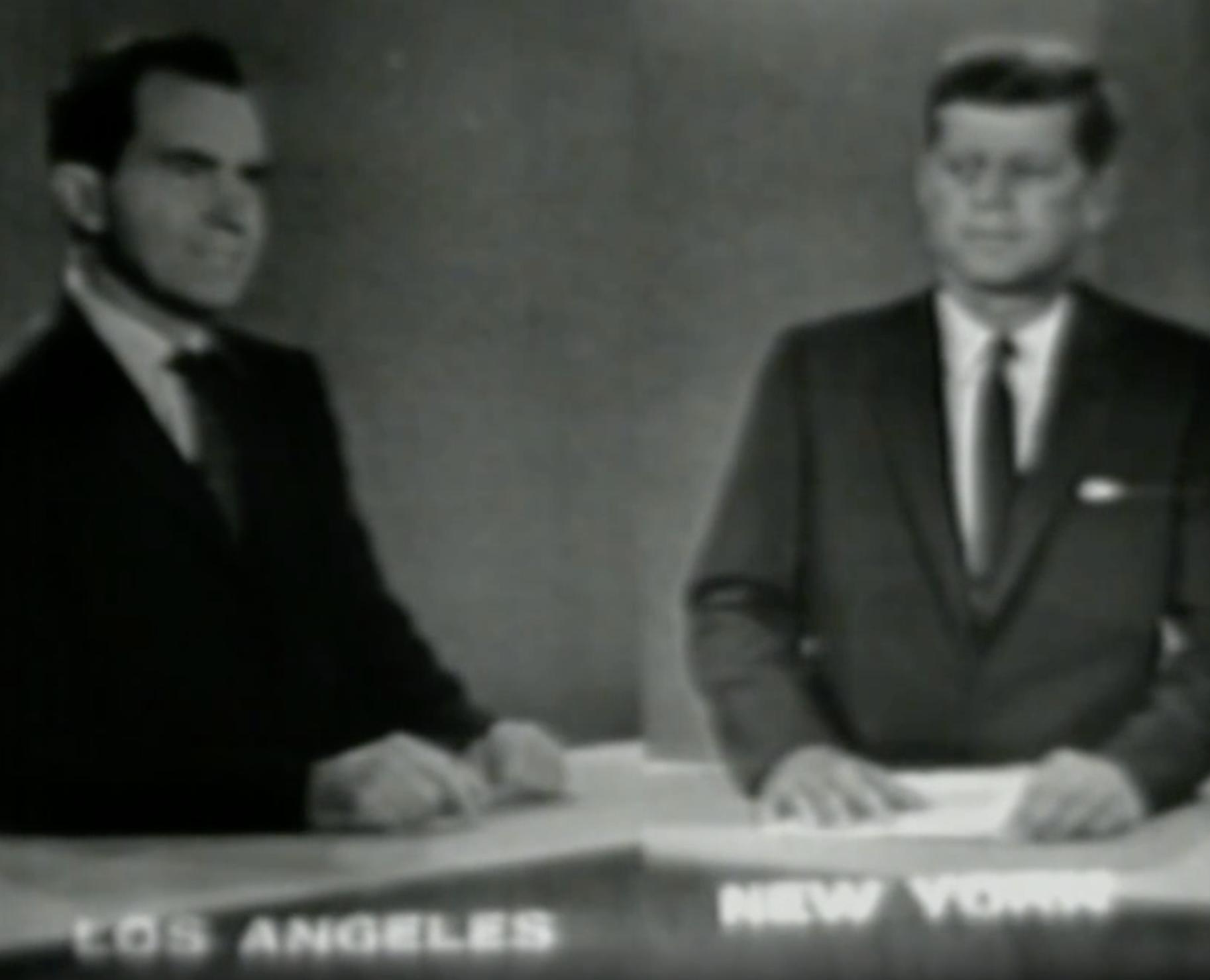 Nixon Kennedy Virtual Debate
