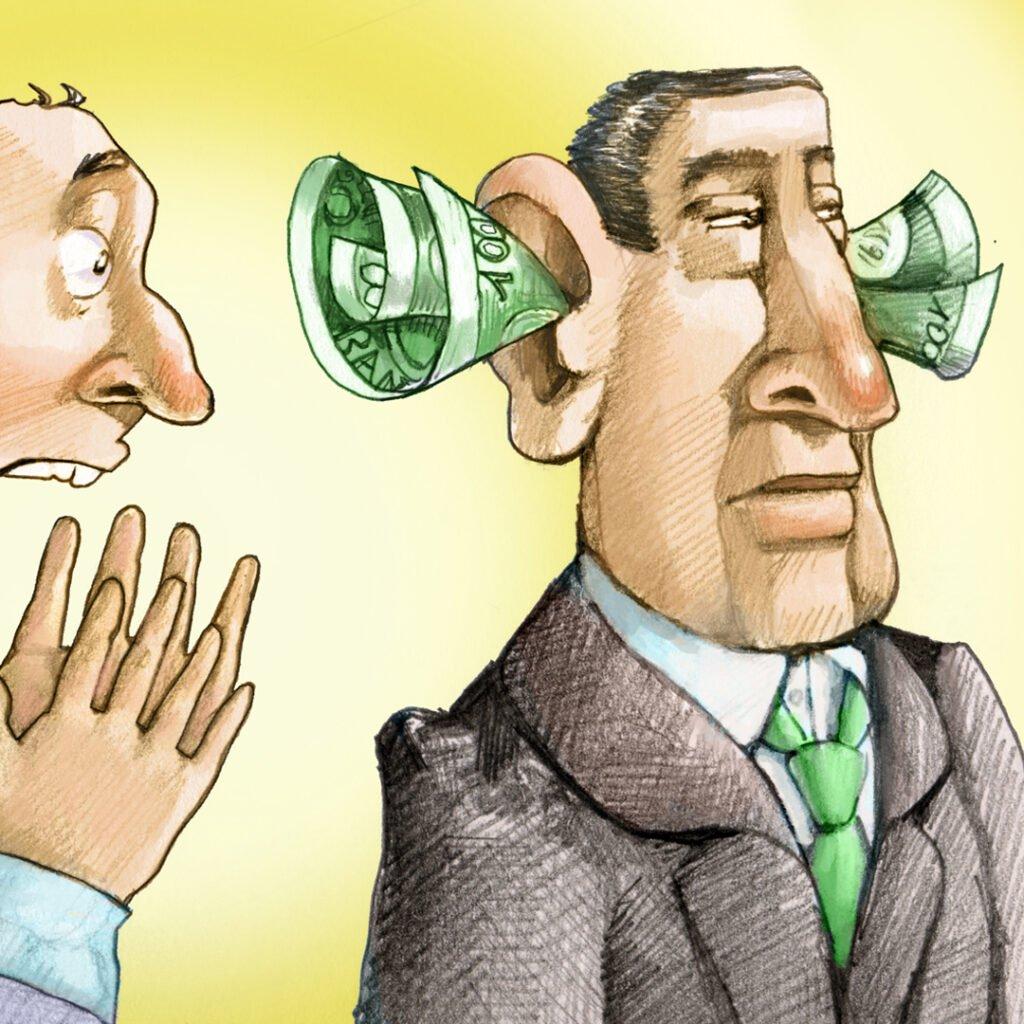 money deaf