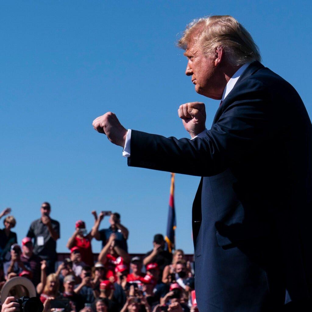 Donald Trump Dances